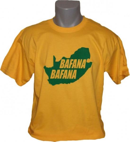 Südafrika T-Shirt Bafana Bafana