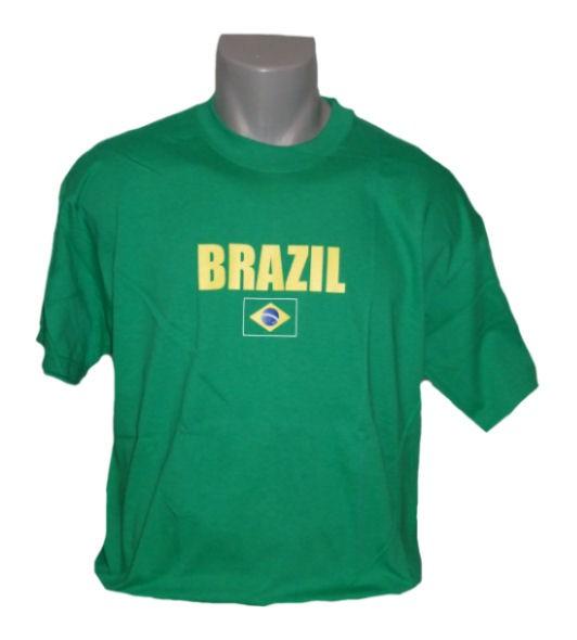 Brasilien T-Shirt Brazil