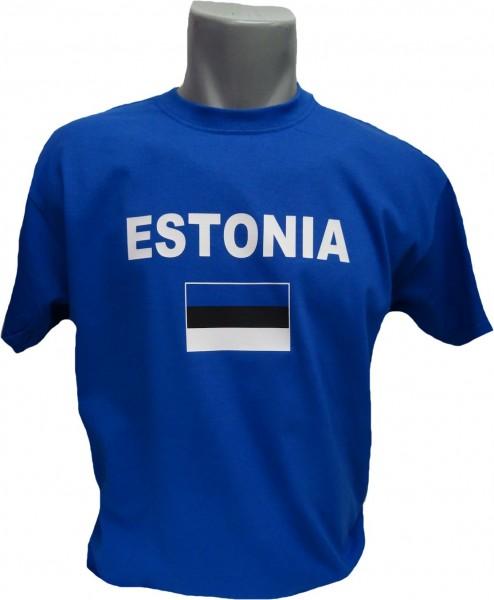 Estland T-Shirt N&F