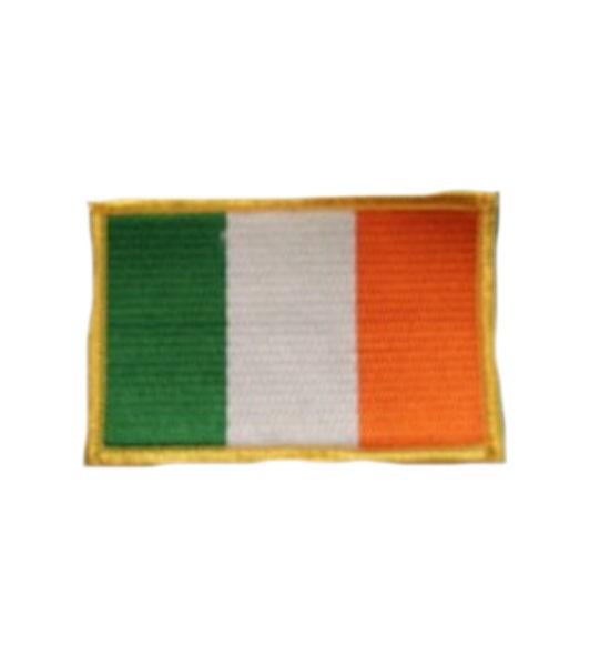 Irland Aufnäher Fahne