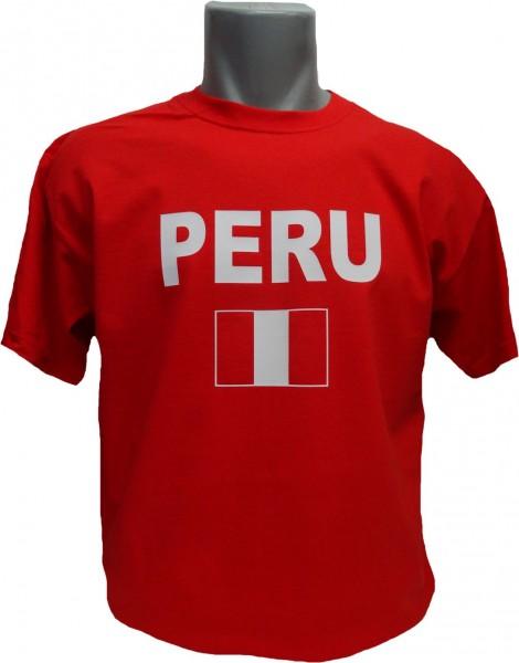 Peru T-Shirt N&F