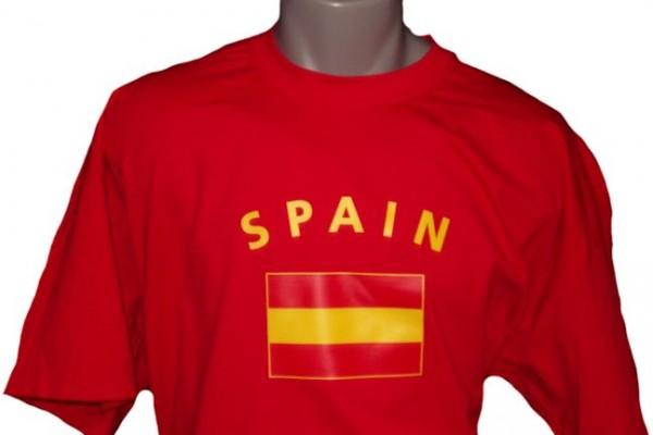 Spanien T-Shirt P