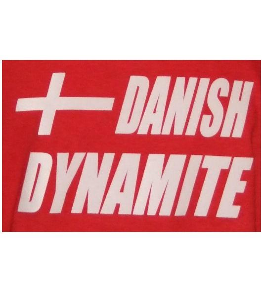 Dänemark Hoodie Danish Dynamite