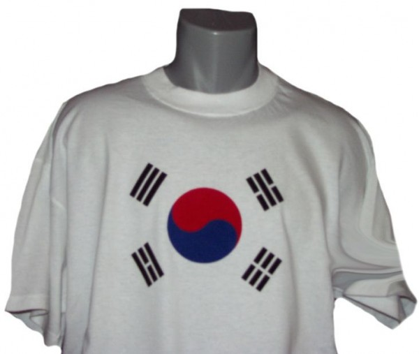Südkorea T-Shirt