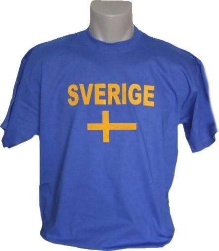 Schweden T-Shirt N&F