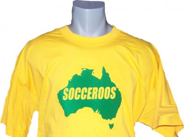 Australien T-Shirt Socceroos