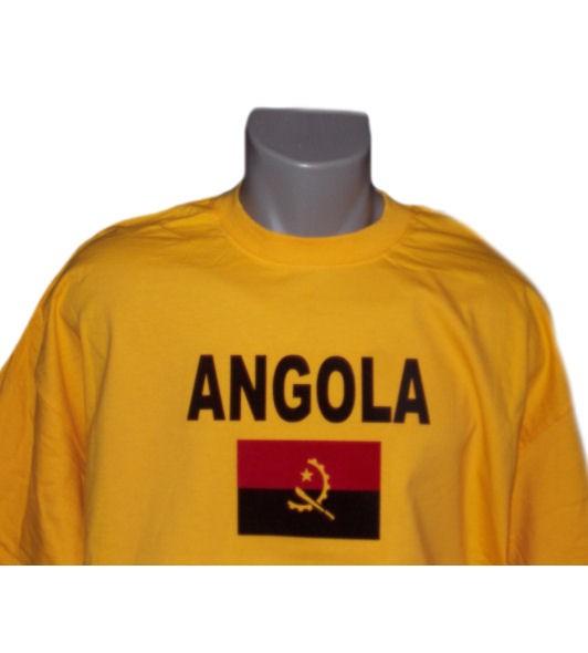 Angola T-Shirt N&F