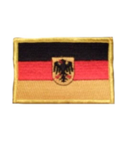 Deutschland Aufnäher Adler
