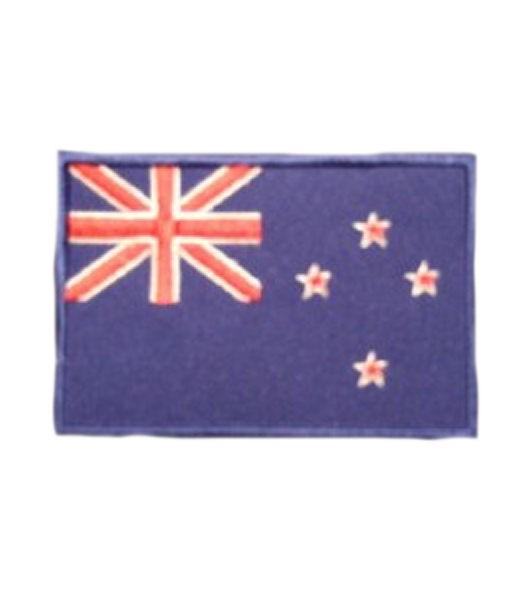 Neuseeland Aufnäher