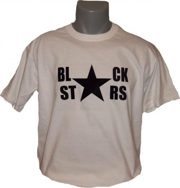 Ghana T-Shirt Black Stars