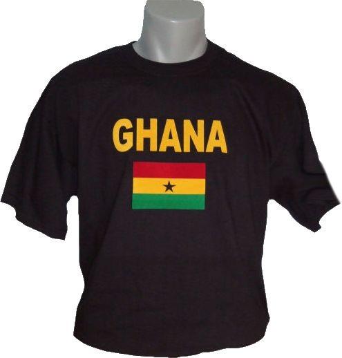 Ghana T-Shirt N&F