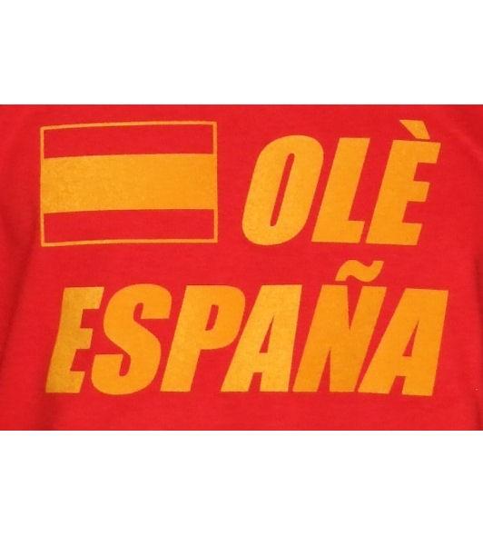 Spanien Sweatshirt Ole Espana