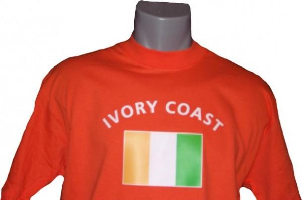 Elfenbeinküste T-Shirt P