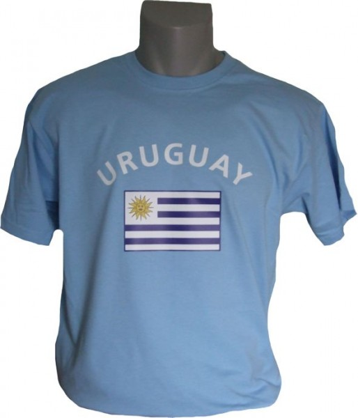 Uruguay T-Shirt P