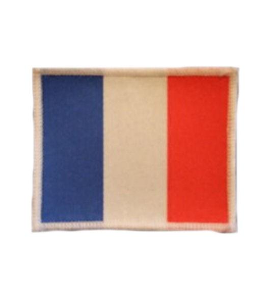 Frankreich Aufnäher