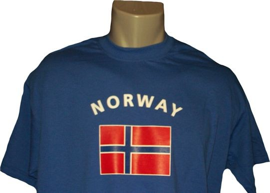 Norwegen T-Shirt P