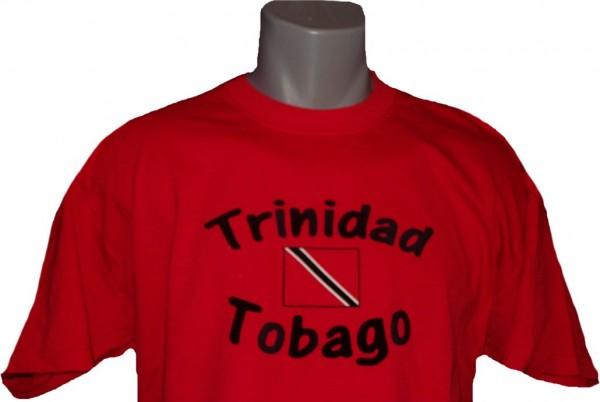 Trinidad & Tobago T-Shirt N&F