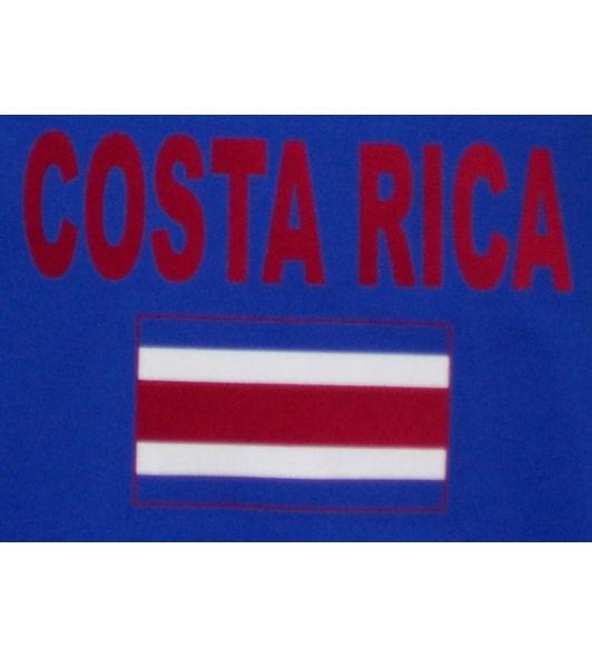 Costa Rica Hoodie N&F