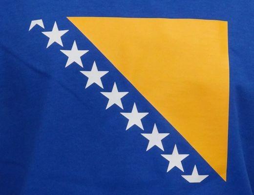 Bosnien-Herzegowina Hoodie