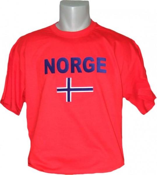 Norwegen T-Shirt N&F