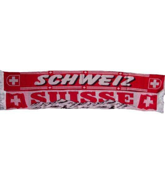 Schweiz Schal Suisse