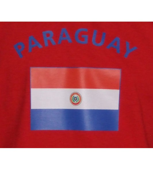 Paraguay Sweatshirt P