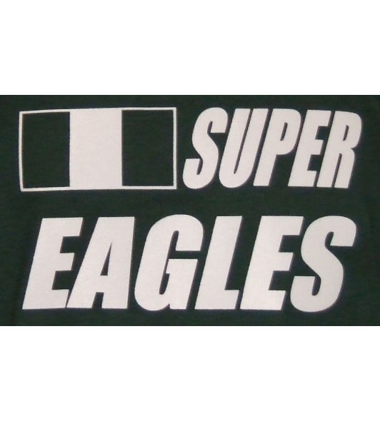 Nigeria Sweatshirt Super Eagles