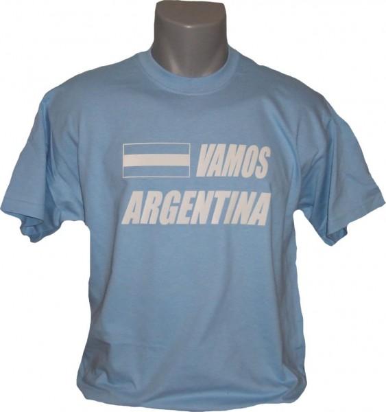 Argentinien T-Shirt Vamos Argentina