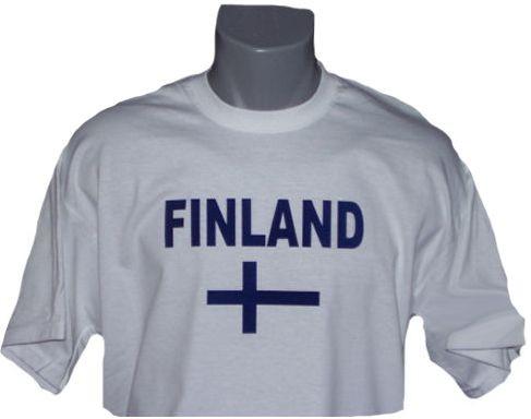 Finnland T-Shirt N&F