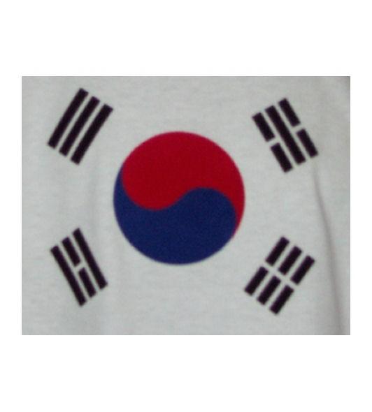 Südkorea Sweatshirt
