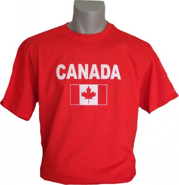 Kanada T-Shirt N&F