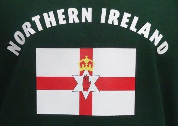 Nordirland Sweatshirt P