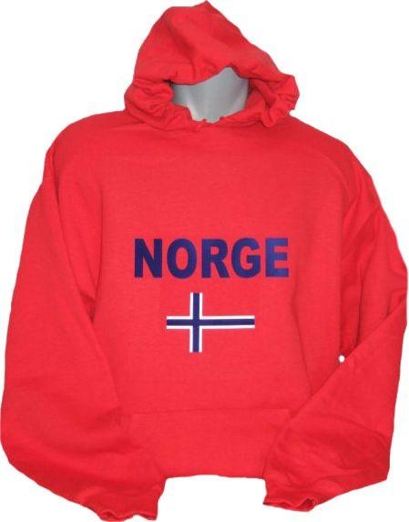 Norwegen Hoodie N&F