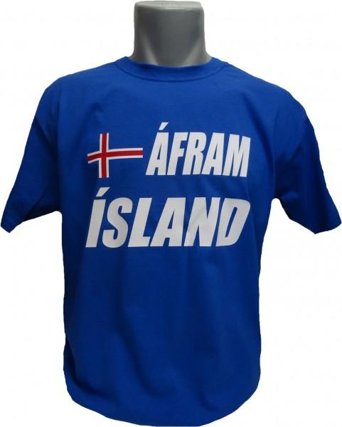 Island T-Shirt Afram Island