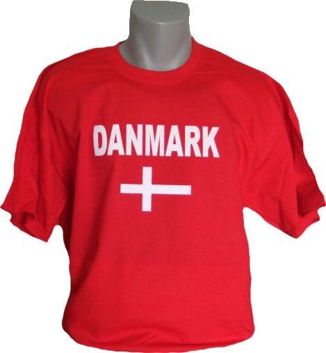 Dänemark T-Shirt N&F