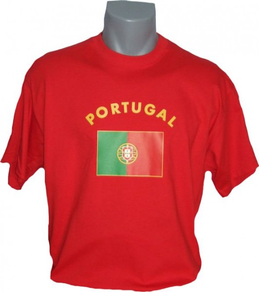 Portugal T-Shirt P