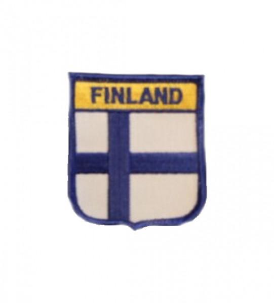 Finnland Aufnäher Wappen