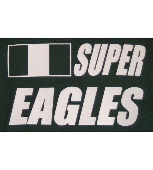 Nigeria Hoodie Super Eagles