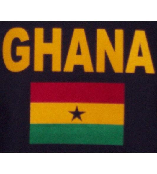 Ghana Hoodie N&F