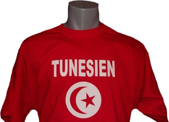 Tunesien T-Shirt N&F