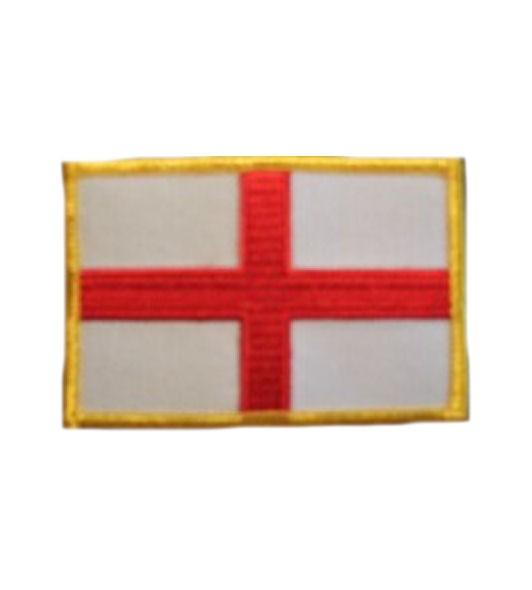 England Aufnäher Fahne