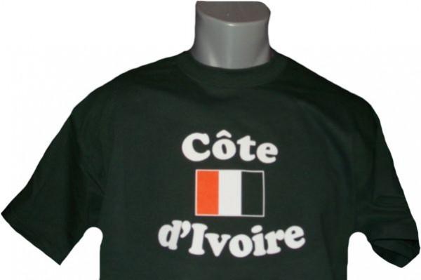 Elfenbeinküste T-Shirt N&F