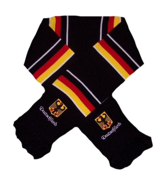 Deutschland Balkenschal