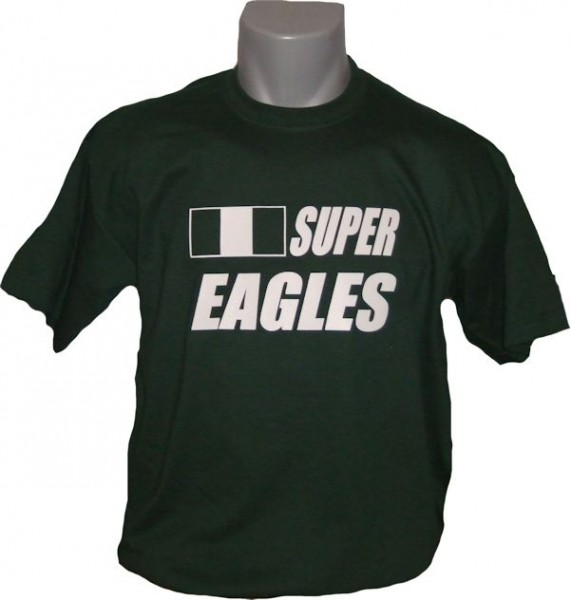 Nigeria T-Shirt Super Eagles