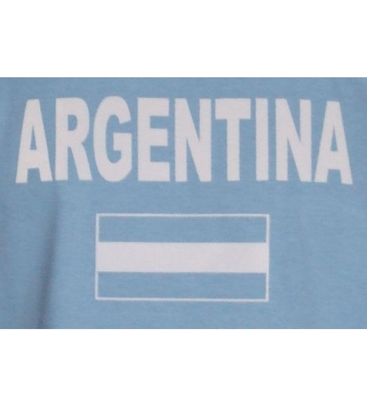 Argentinien Hoodie N&F