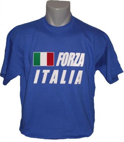Italien T-Shirt Forza Italia