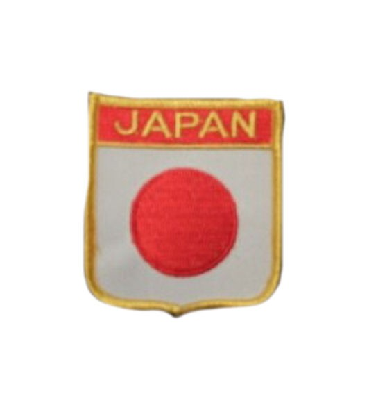 Japan Aufnäher Wappen