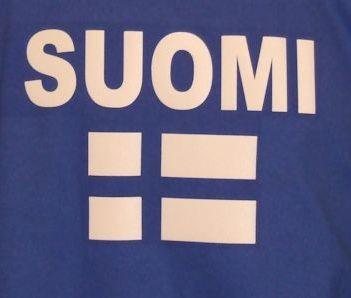 Finnland Sweatshirt Suomi N&F