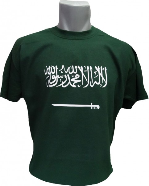 Saudi-Arabien T-Shirt