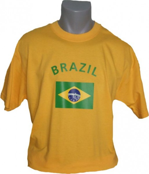 Brasilien T-Shirt P